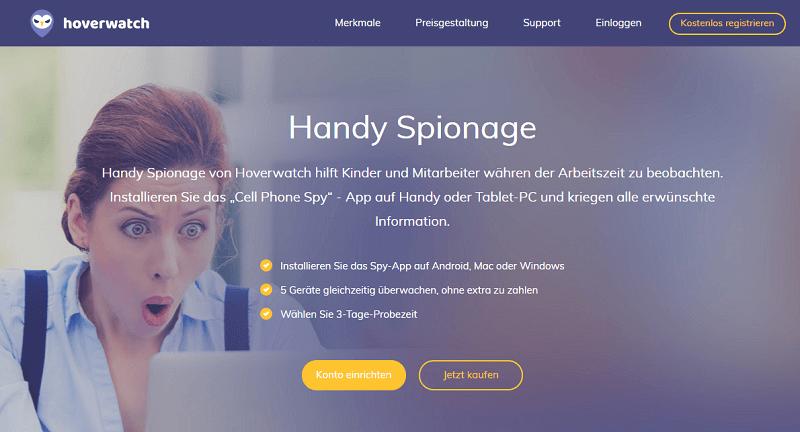 Handy Spionage